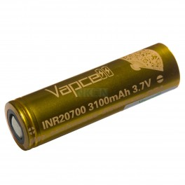 VAPCELL INR 20700 3100mAh / 30A by VAPCELL