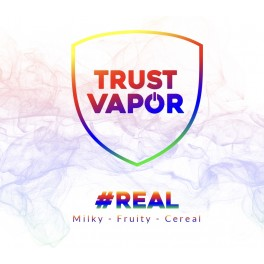 REAL by TRUST VAPOR CO. / 100mL