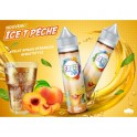 PACK ICE T PÊCHE + Booster Nicotine - E CHEF