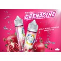 PACK GRENADINE + Booster Nicotine - E CHEF