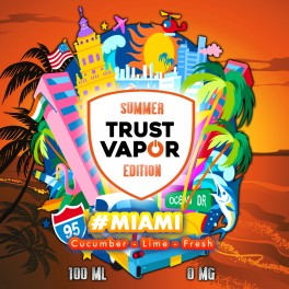 MIAMI SUMMER EDITION by TRUST VAPOR CO. / 50mL