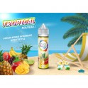 PACK TROPICAL + Booster Nicotine - E CHEF